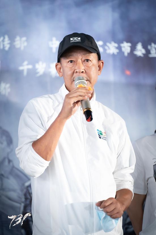 传递历史真相!姜武王志文主演电影《731》开机