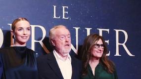 《最后的决斗》法国巴黎首映 史诗题材引影迷排队支持