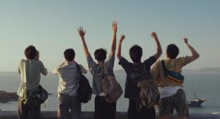 期待《五个扑水的少年》有精彩表现