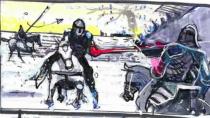 《最后的决斗》美国纽约首映 马特·达蒙揭秘影片拍摄缘起