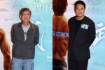 电影《龙虎武师》香港首映 钱嘉乐称对票房无压力