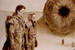 《沙丘》发布沙画版预告 巨兽沙虫引爆资源争夺战