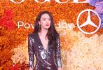 10月13日,《服饰与美容 VOGUE》在上海时装周期间举办新篇章之夜,汤唯、杨幂、龚俊、张艺兴、宋佳、宋茜、张钧甯、周冬雨、童瑶、白宇等艺人纷纷到场出席本次活动。