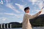 王俊凯秋日治愈系大片释出 如风的少年温暖来袭