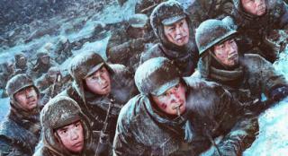 《长津湖》超《唐探3》 跃居中国影史票房榜第五