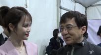 第6届成龙国际动作电影周闭幕 青岛影视博览会举办展映活动