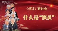 直击第21届全国院线国产影片推介会 电影《演员》举行研讨会