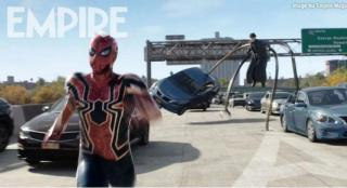 《蜘蛛俠》登《帝國》封面 章魚博士內頁現身