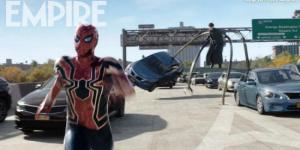 《蜘蛛侠》登《帝国》封面 章鱼博士内页现身