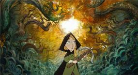 爱尔兰国宝级手绘动画《狼行者》是今夏不容错过的佳片