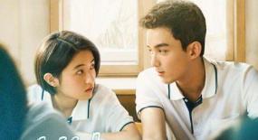 青春电影《盛夏未来》首映,张子枫