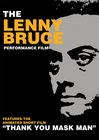 Lenny Bruce in 'Lenny Bruce'