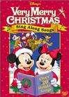 Disney Sing-Along-Songs: Very Merry Christmas Songs